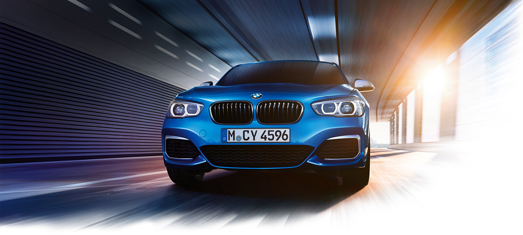 The BMW 1 Series.