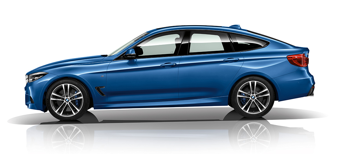 The Bmw 3 Series Gran Turismo Models Equipment