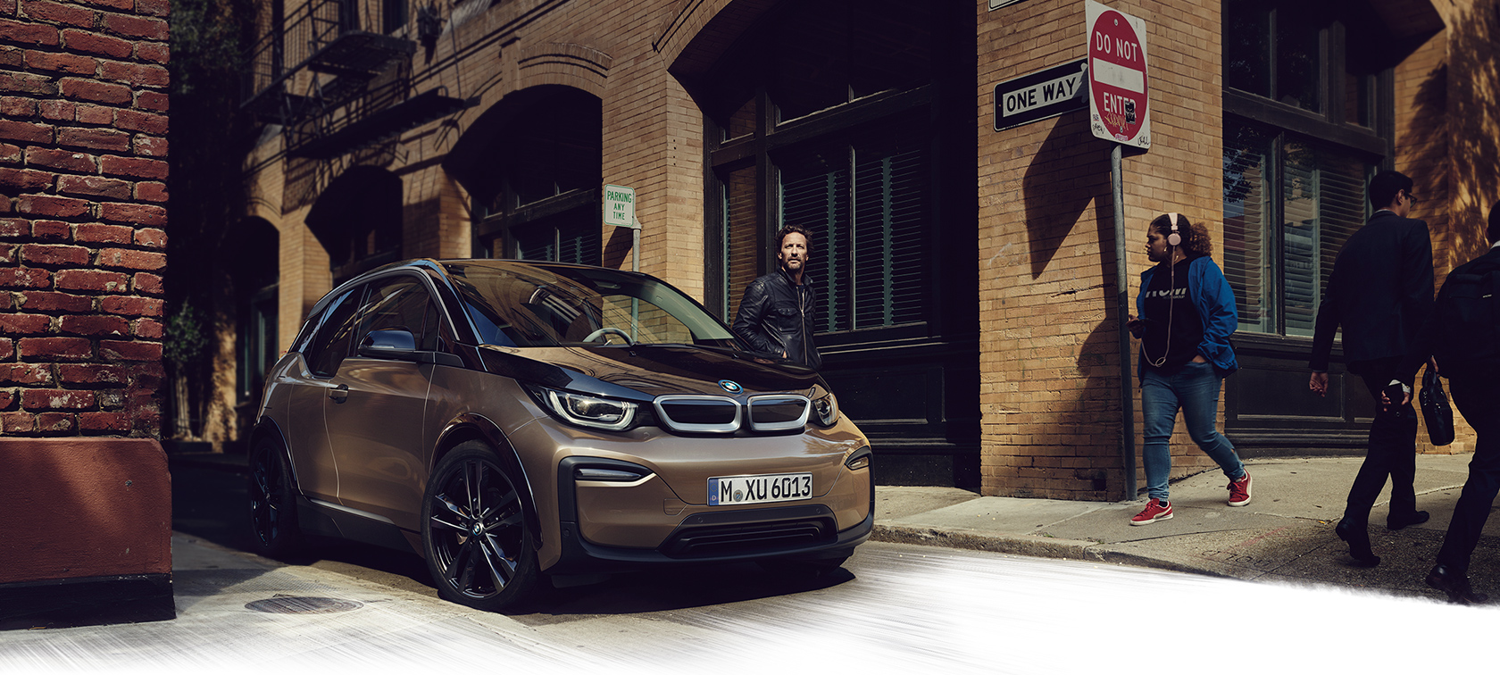Bmw I3 Introduction