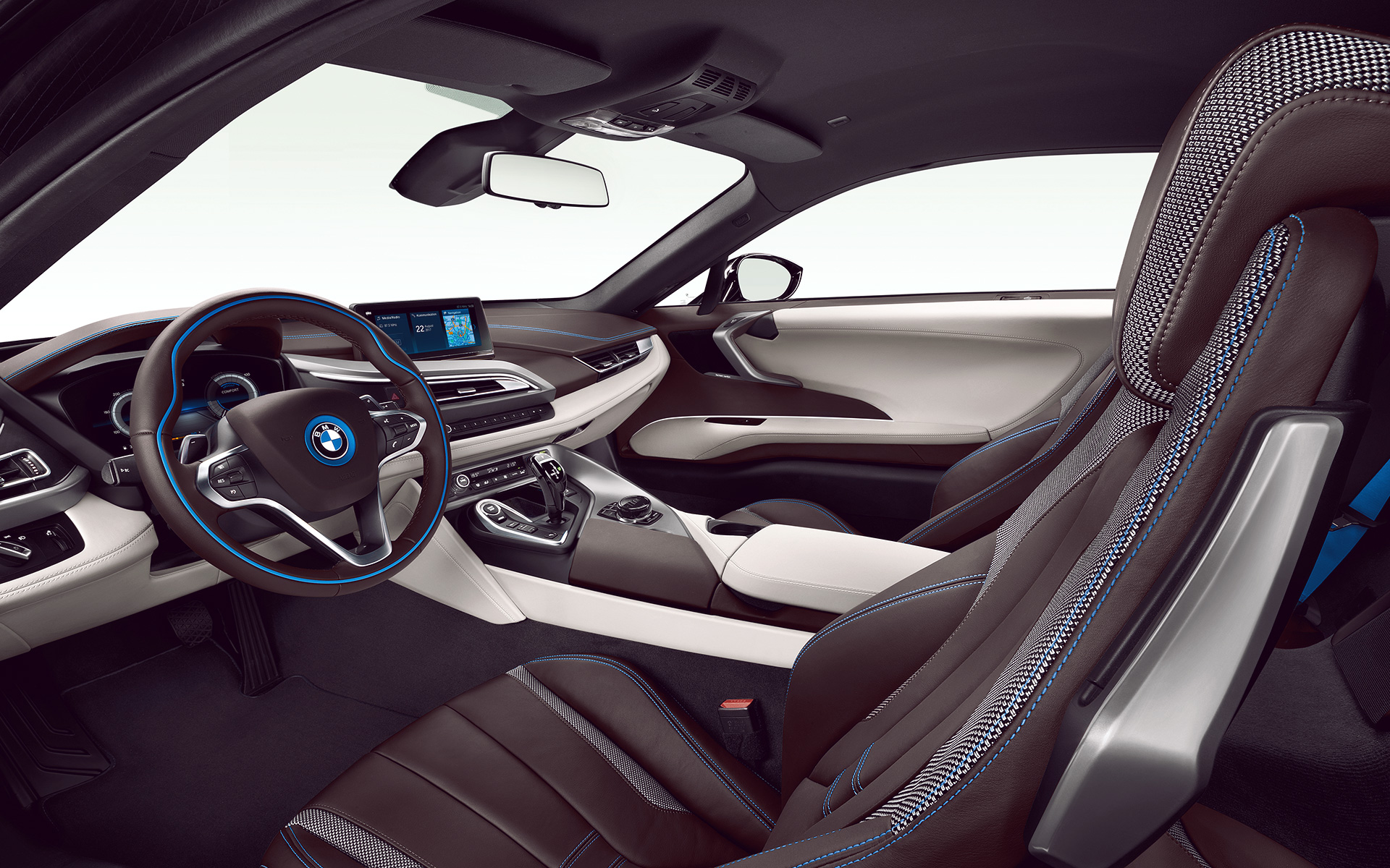 Bmw I8 Coupe The New Generation Of The Plug In Hybrid