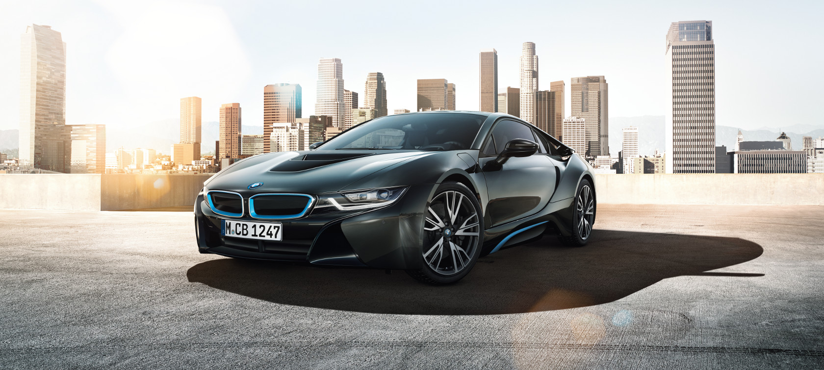 Bmw I8 Introduction