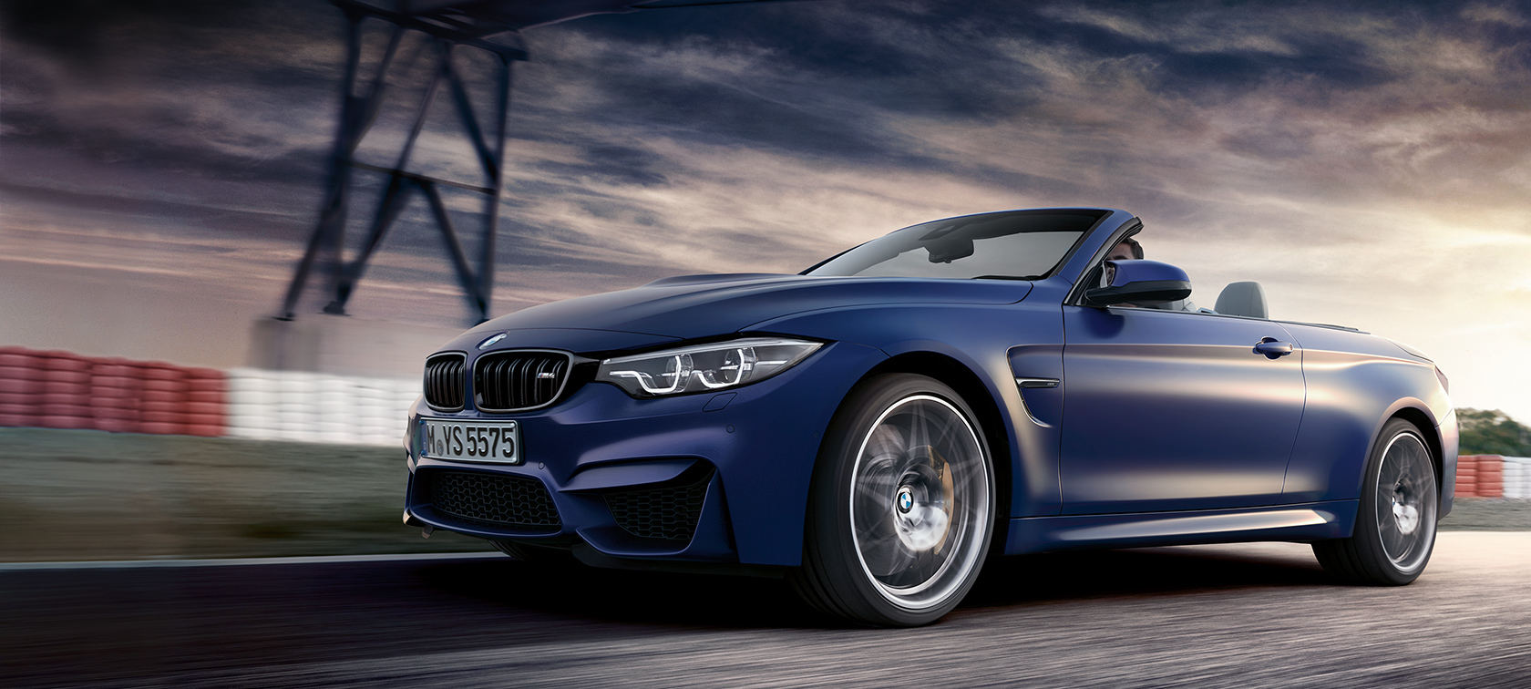 Bmw M4 Convertible Introduction