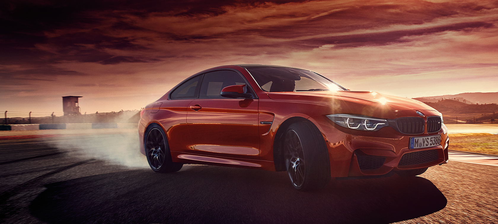 bmw m4 coupé: introduction