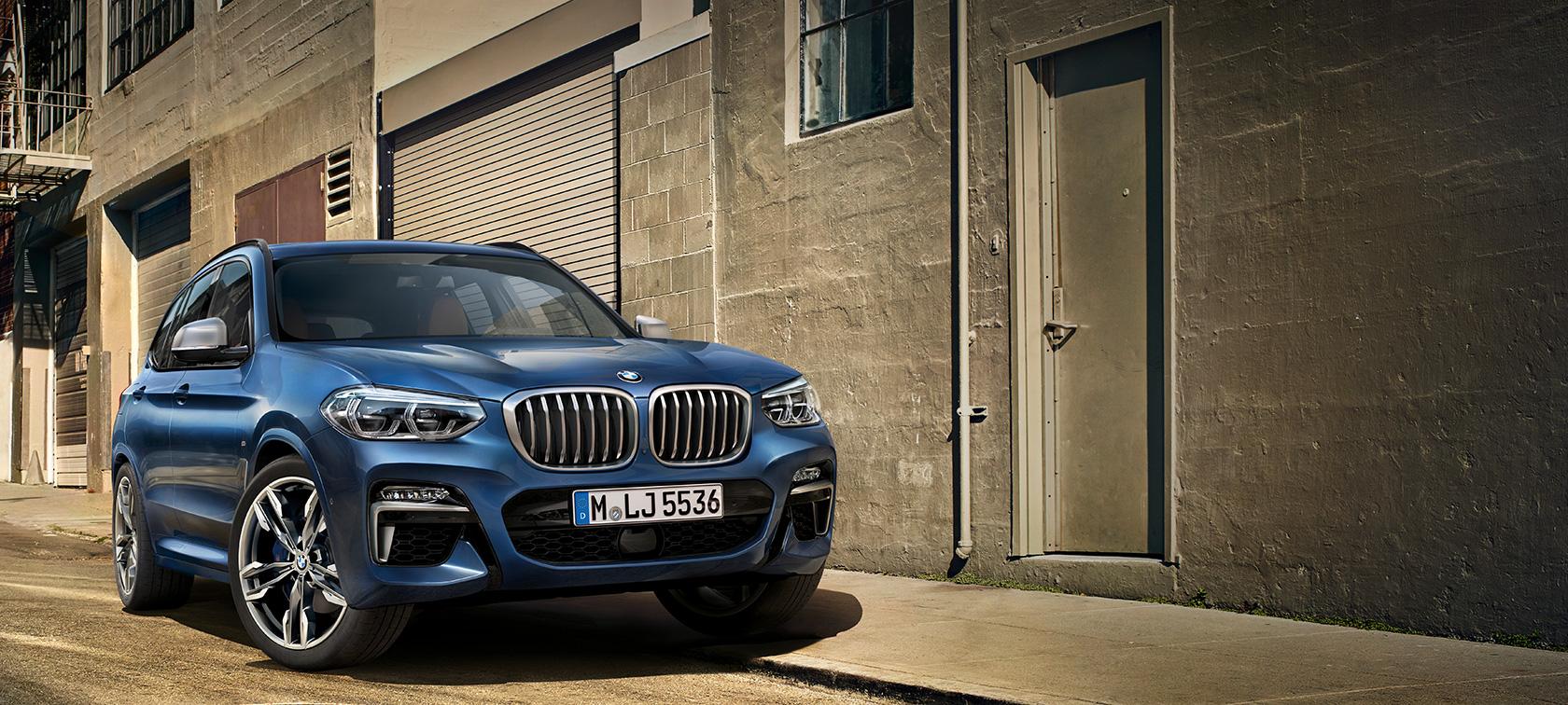 BMW X3: all details, equipment and technical data | BMW com au